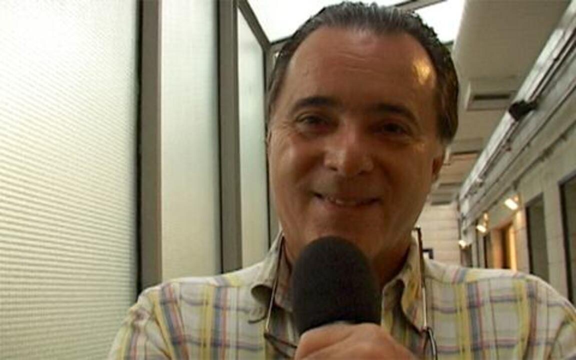 Tony Ramos traduz expressões italianas de Totó