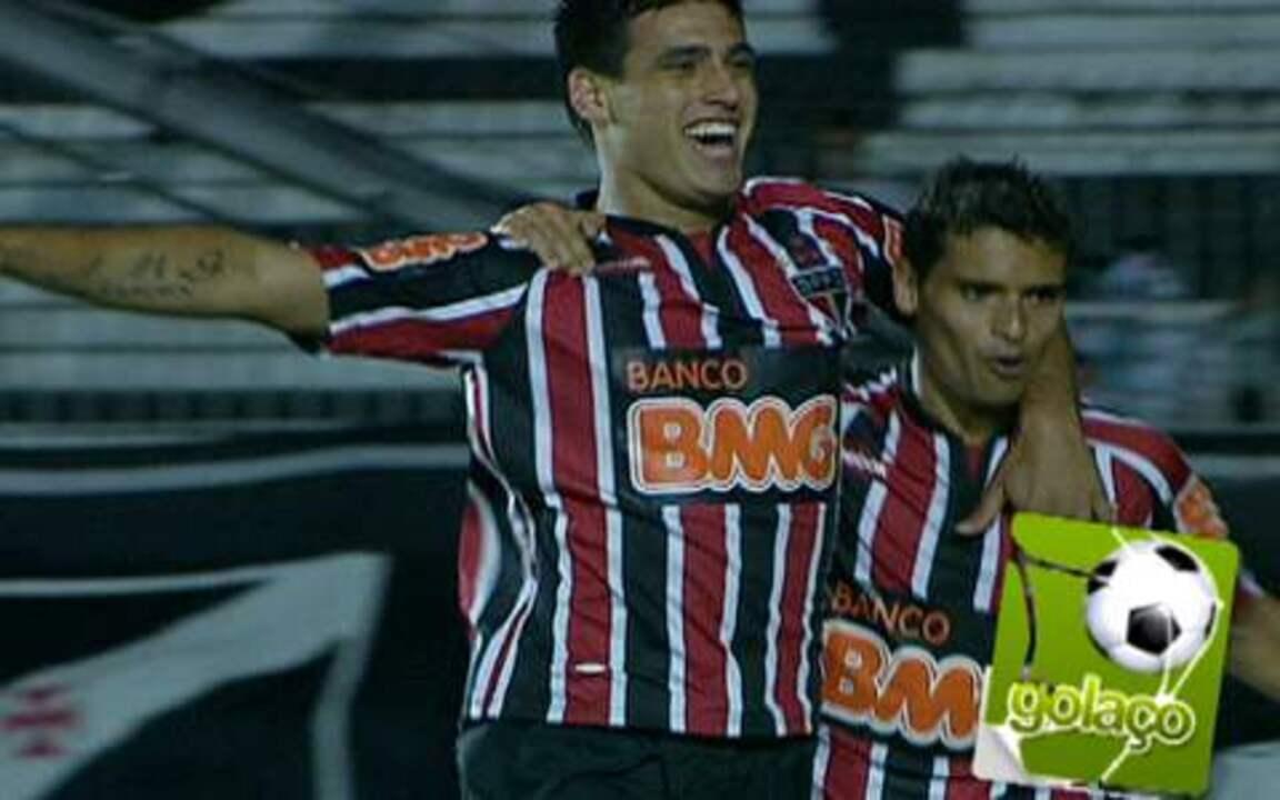 Golaço da 35ª rodada: Lucas Gaúcho, do São Paulo