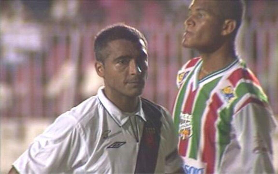 Em 2005, Vasco perde para Baraúnas por 3 a 0 e é eliminado da Copa do Brasil