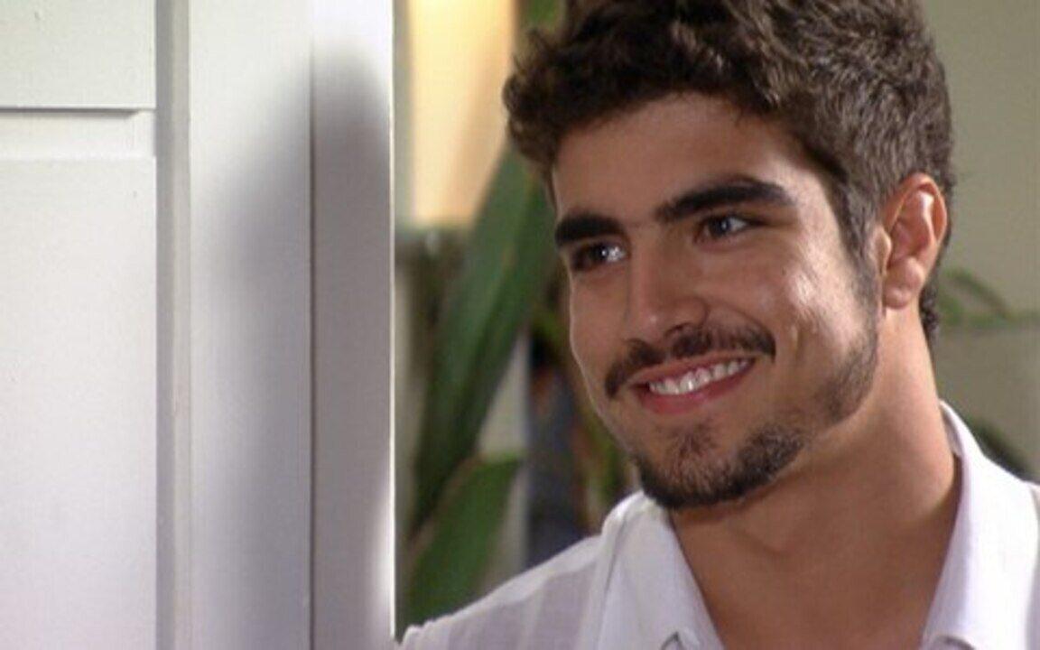 Ti ti ti - capítulo de quarta feira, dia 23/02/2011, na íntegra - Edgar convida Marcela para um piquenique