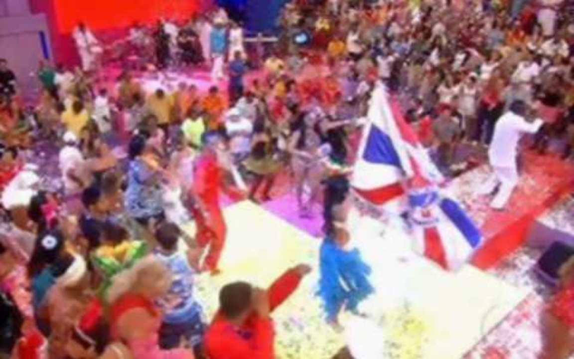 Esquenta! – programa do dia 06/03, na íntegra - O Esquenta! anima o domingo de carnaval com a presença do Monobloco, Luiza e Yasmin Brunet, Fernanda Abreu, Olodum e Selminha Sorriso.