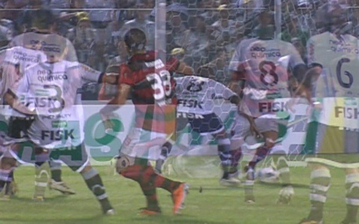 64a71e27f7 Como se fosse ontem  Washington relembra jogo em que Ceará tirou o ...