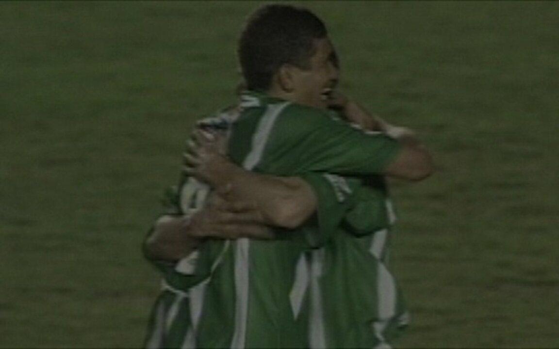 Em 1999, Juventude empata com Botafogo e é campeão da Copa do Brasil