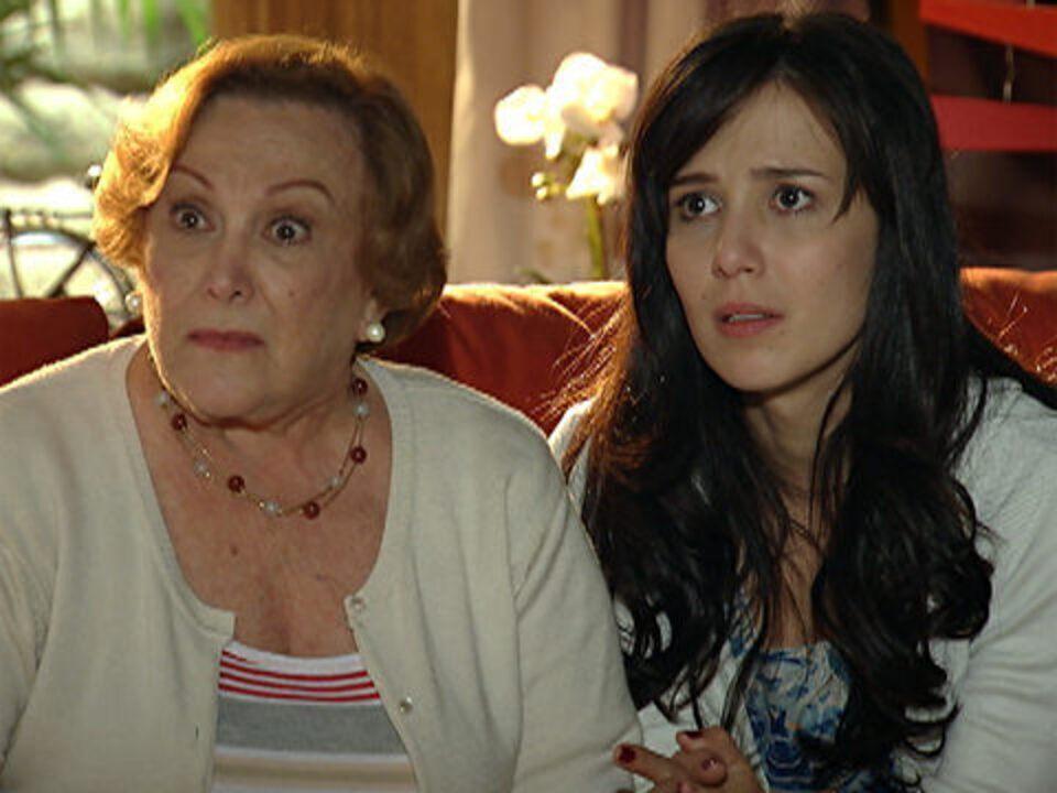 A Vida da Gente - capítulo de terça-feira, dia 22/11/2011, na íntegra - Lúcio conta para Manu sobre a recuperação de Ana