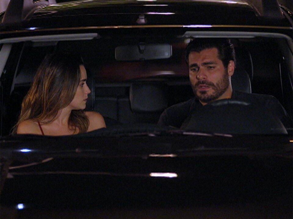 A Vida da Gente - capítulo de segunda-feira, dia 09/01/2012, na íntegra - Lúcio termina namoro com Ana