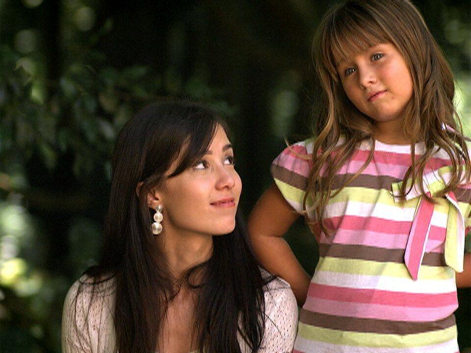 A vida da gente - capítulo de sábado, dia 04/02/2012, na íntegra - Manu e Júlia conhecem a fazenda de Gabriel