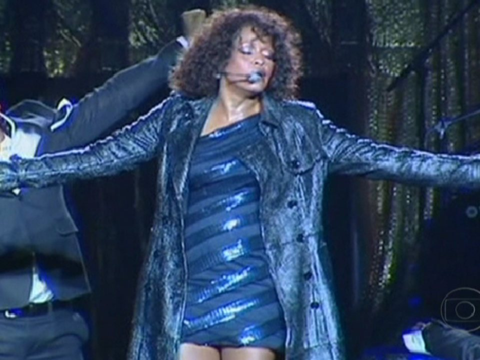 Whitney Houston foi uma das cantoras mais importantes do pop mundial