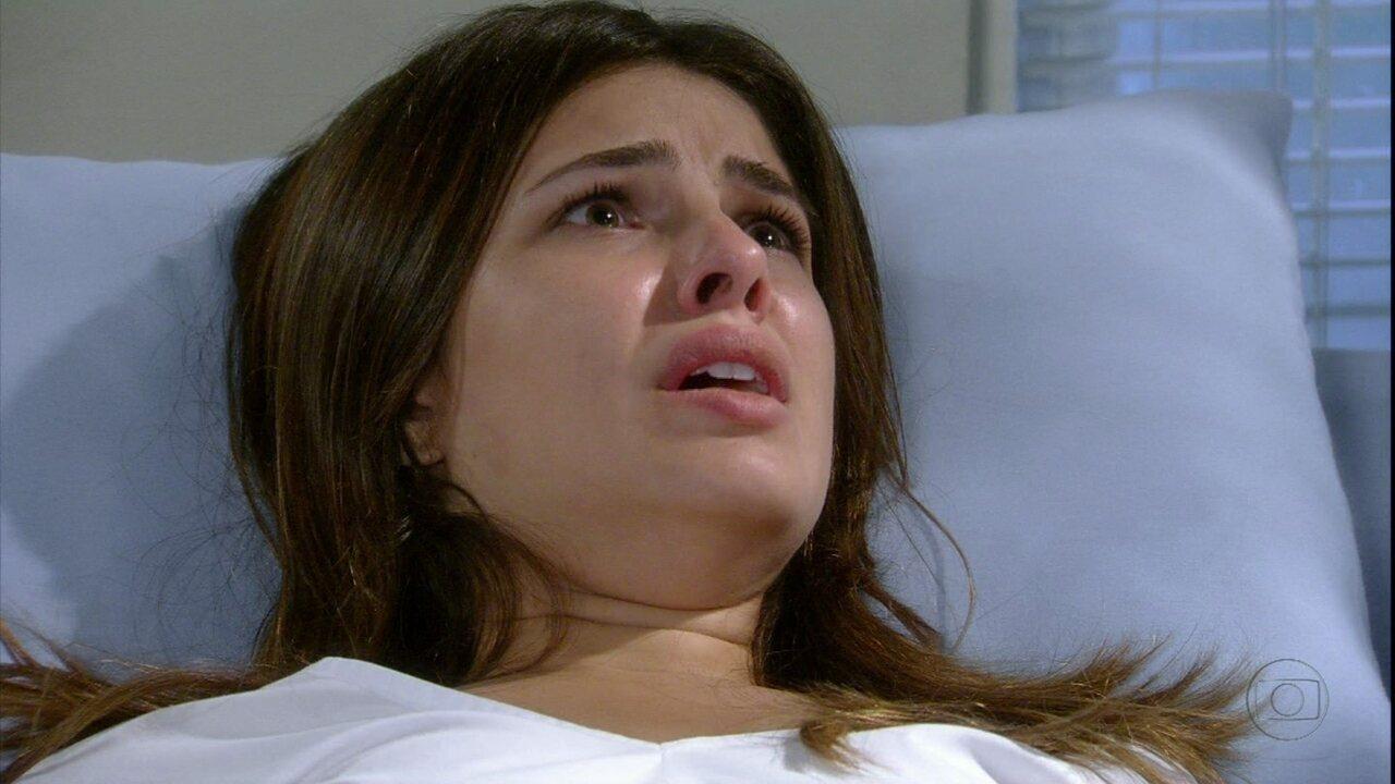 Malhação - Capítulo de segunda-feira, dia 19/03/2012, na íntegra - Cristal é avisada que bebê não resistiu a acidente