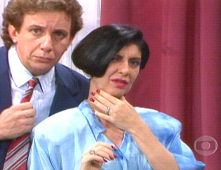 Webdoc novela - Brega & Chique (1987)