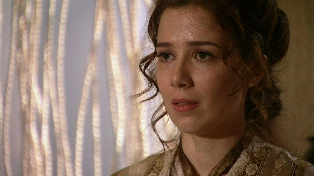 Lado a Lado, capítulo de sábado, dia 06/10/2012, na íntegra - Laura vai até o morro para falar com Jurema