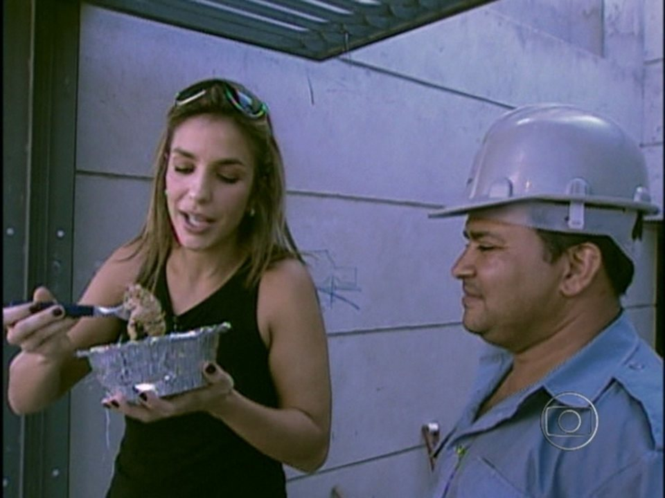 'Vídeo Show': quadro mostra o que os talentos faziam antes ... Ivete Sangalo Antes Da Fama
