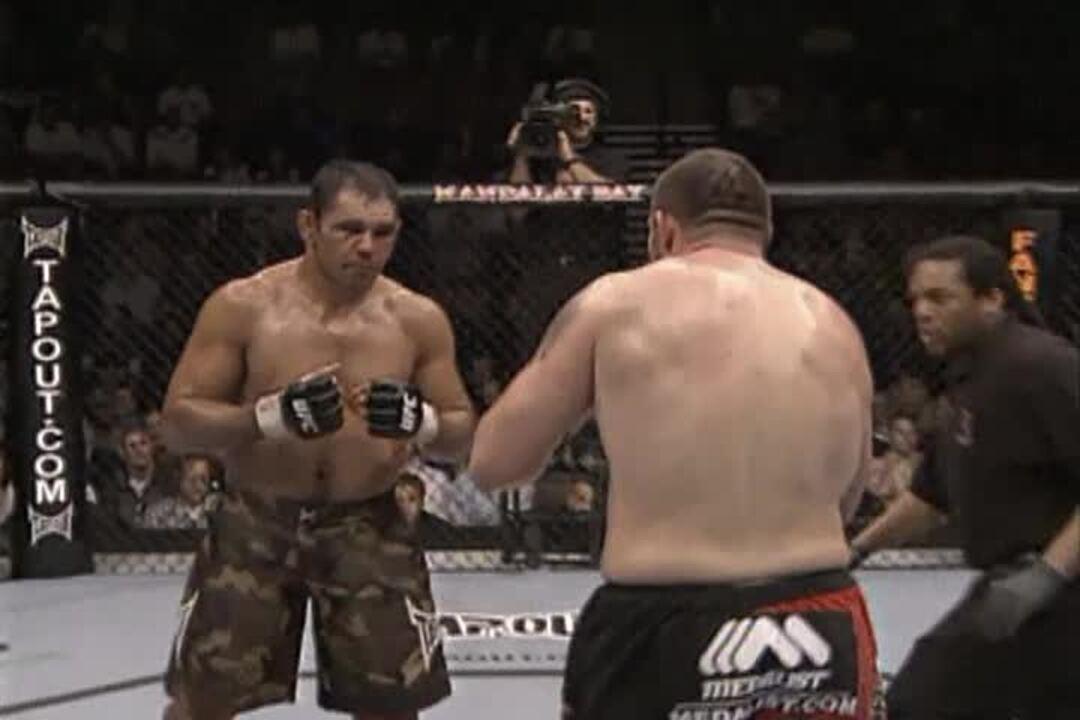 UFC 81 - Rodrigo Minotauro X Tim Sylvia