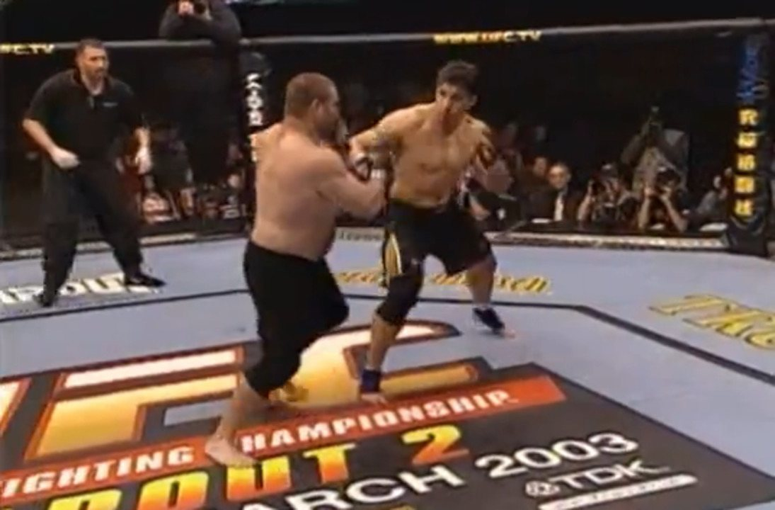 UFC 41 - Frank Mir X David Abbott