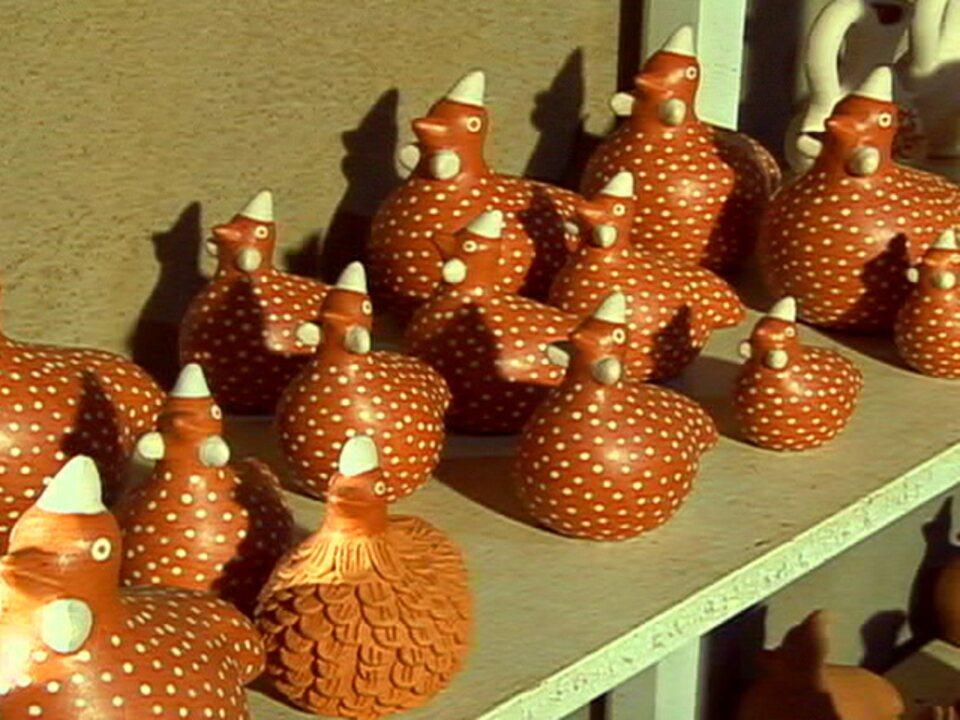 Artesanato Com Tecido De Guarda Chuva ~ Pequenas Empresas& Grandes Negócios Casa do Artes u00e3o reúne mais de 10 mil peças de artesanato