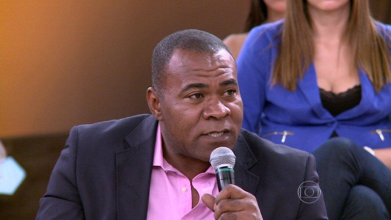 Hoje Pedagogo Roberto Carlos Ramos Teve Passagem Pela Febem