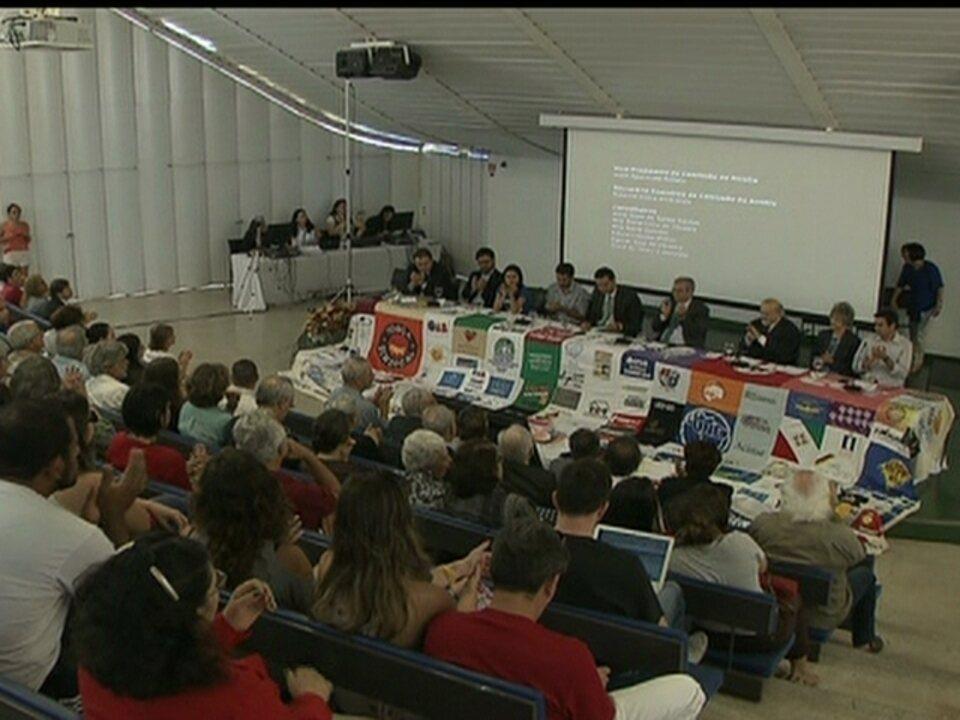 Ministério da Justiça pede desculpas públicas à família de Honestino Guimarães