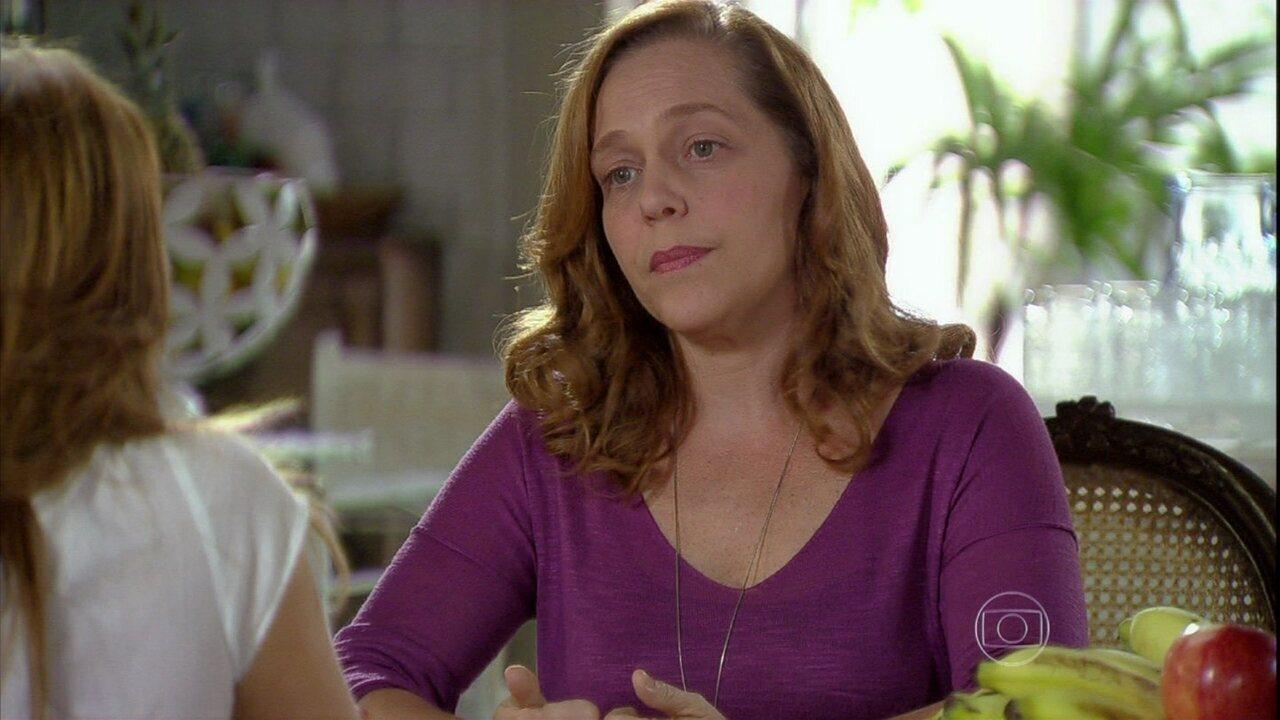 Malhação - Capítulo de terça-feira, dia 17/12/2013, na íntegra - Vera diz a Anita que ela passará temporada na casa do pai