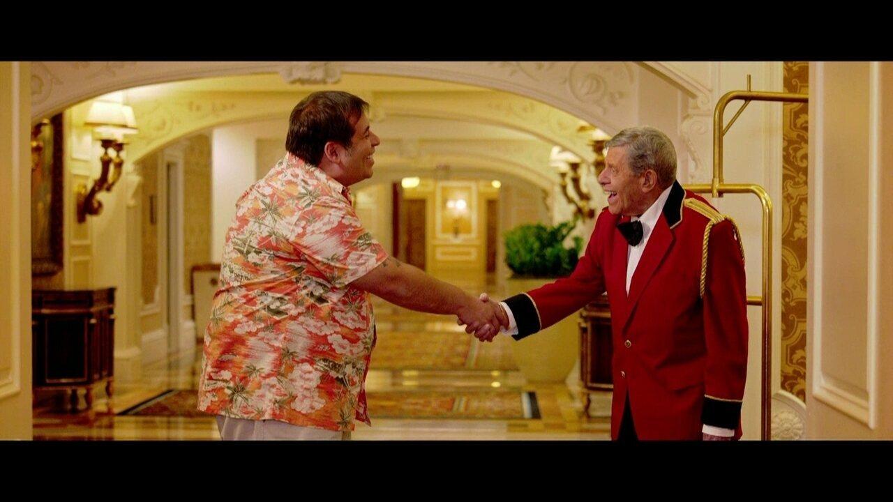 Jerry Lewis participa da sequência de 'Até que a sorte nos separe 2'