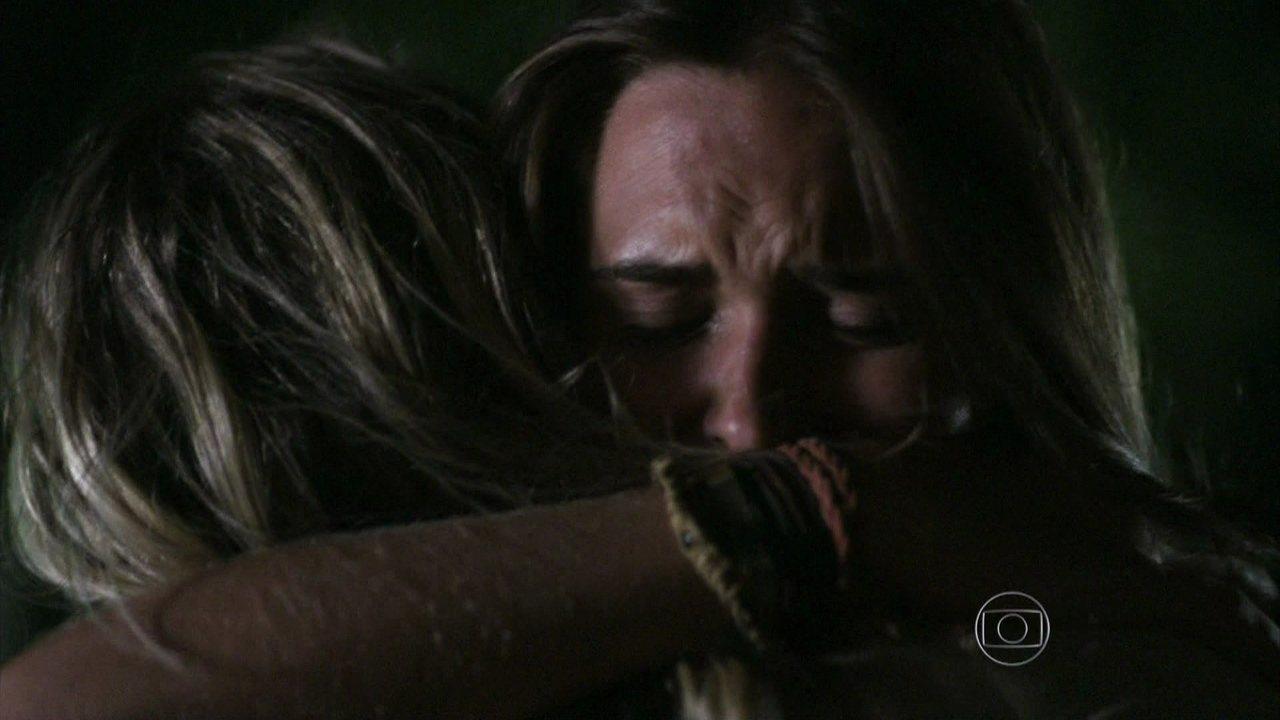 Além do Horizonte - capítulo de sábado, dia 01/02/2014, na íntegra - Lili encontra Heloísa
