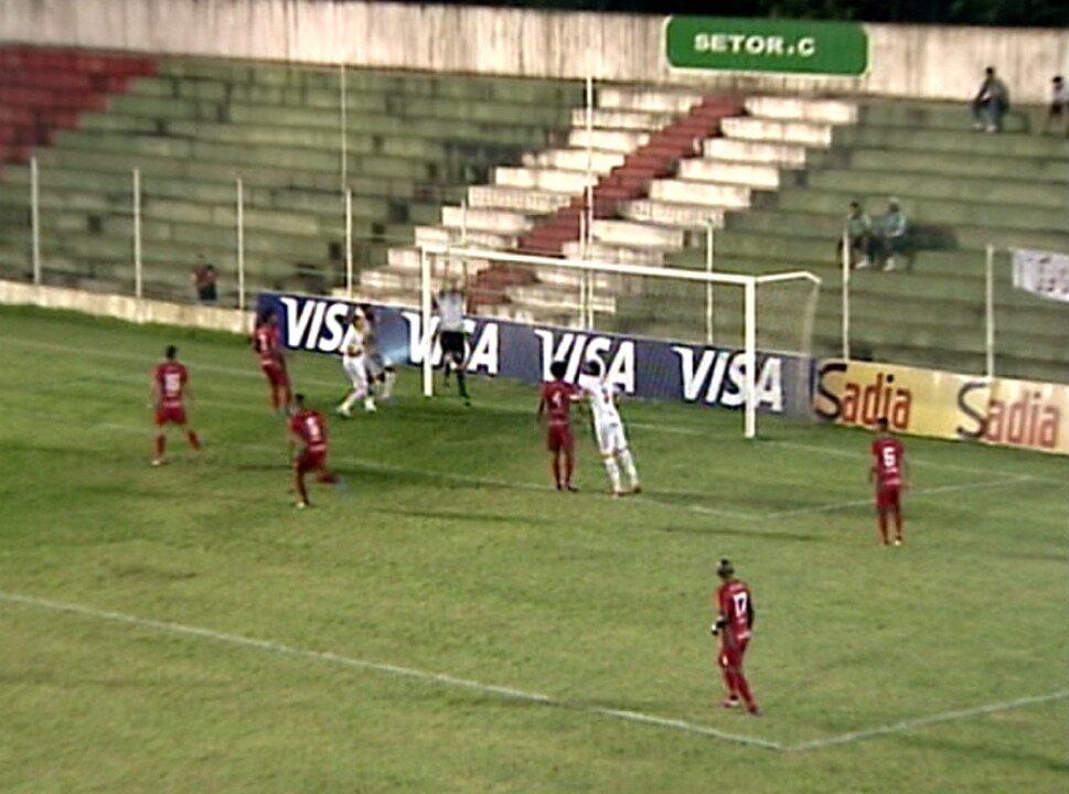 Melhores momentos de Real Noroeste 1 x 1 Rio Branco-AC pela Copa do Brasil 2014