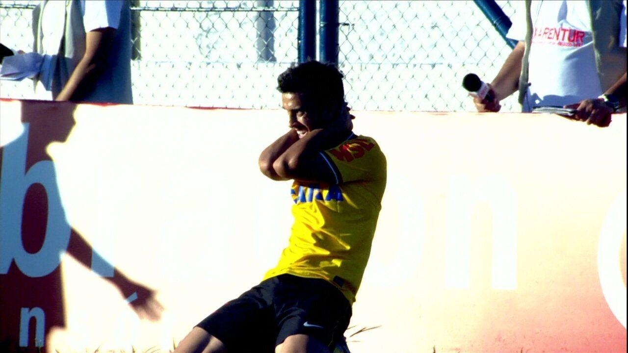 Corinthians só empata com Penapolense e é eliminado do Paulistão