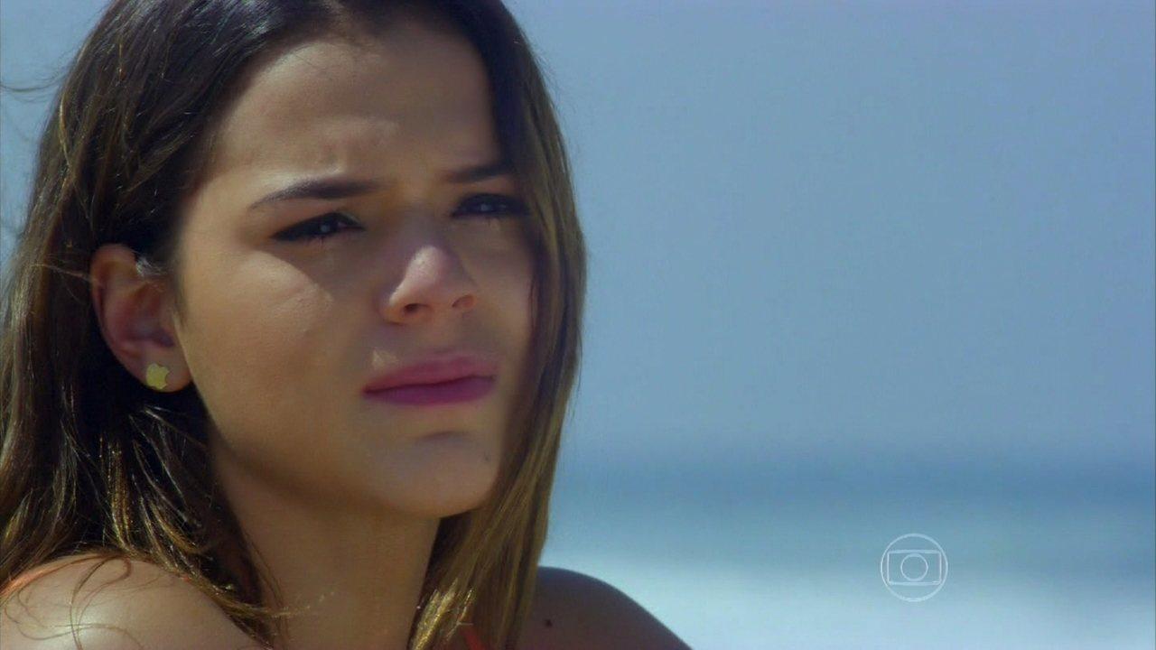 Em Família - Capítulo de sábado, dia 10/05/2014, na íntegra - Helena vai embora sem falar com Luiza