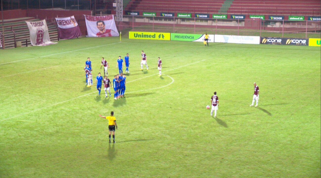 Os gols de Desportiva Ferroviária 2 x 0 Vitória-ES pela Copa Espírito Santo 2014