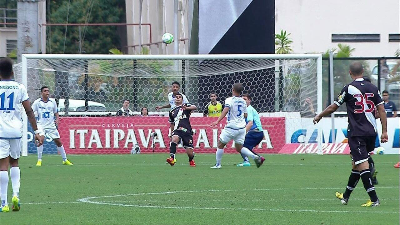 Melhores momentos de Vasco 0 x 5 Avaí pela 19ª rodada da Série B do Brasileirão 2014