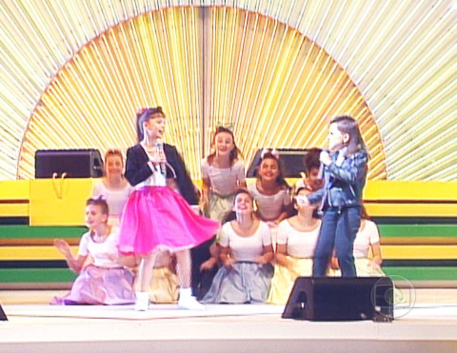 Criança Esperança (1994): Sandy & Júnior