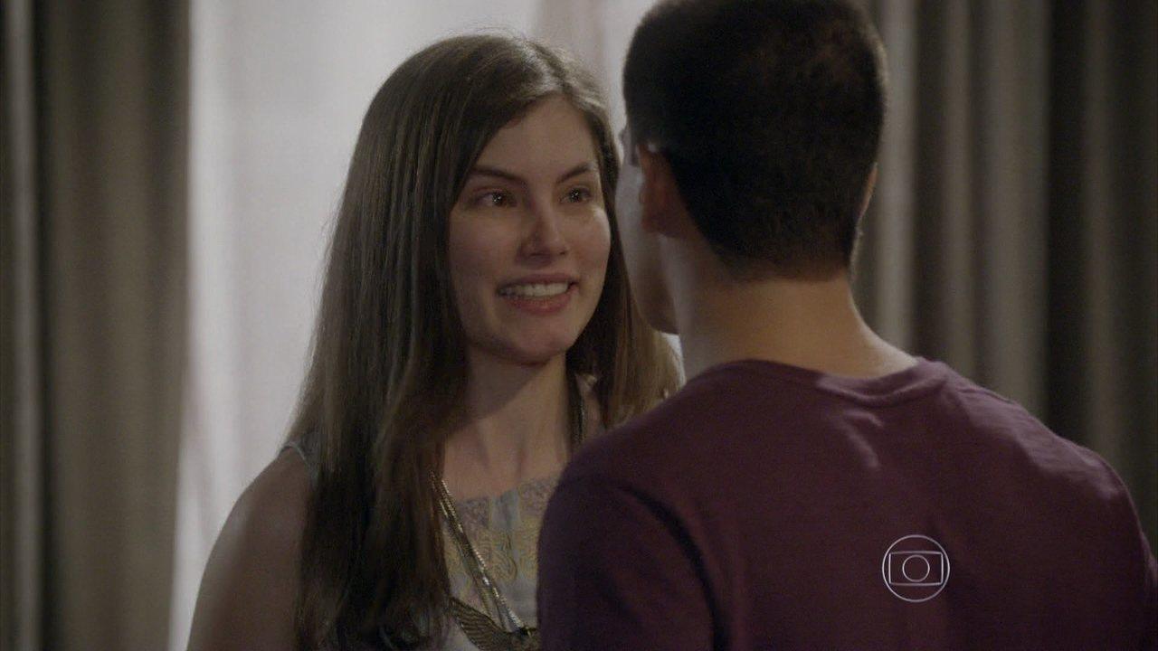 Malhação - capítulo de quinta-feira, dia 30/10/2014, na íntegra - Bianca e Duca começam a se entender