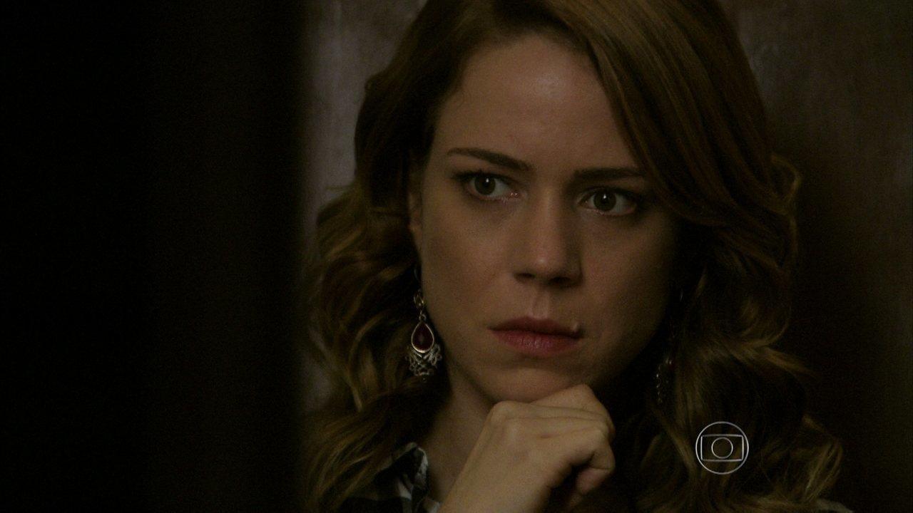 Império - capítulo de quinta-feira, dia 27/11/2014, na íntegra - Cristina ouve Cora se declarando para José Alfredo