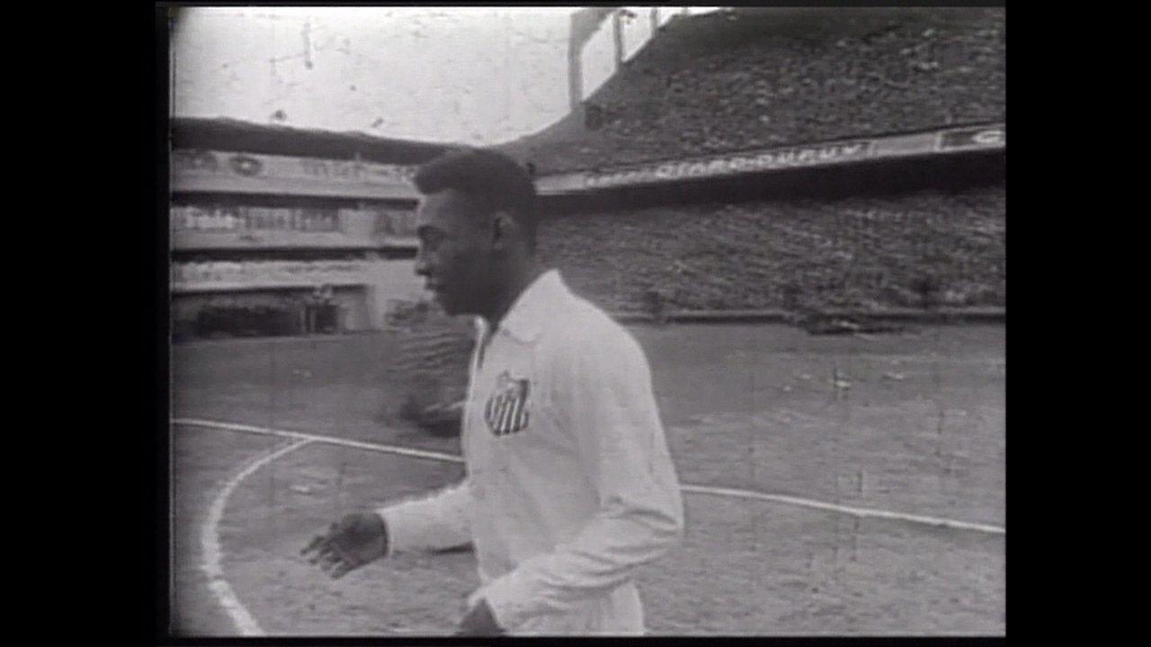 """""""O Brasil na Libertadores"""" relembra bicampeonato do Santos em 1962 e 1963"""