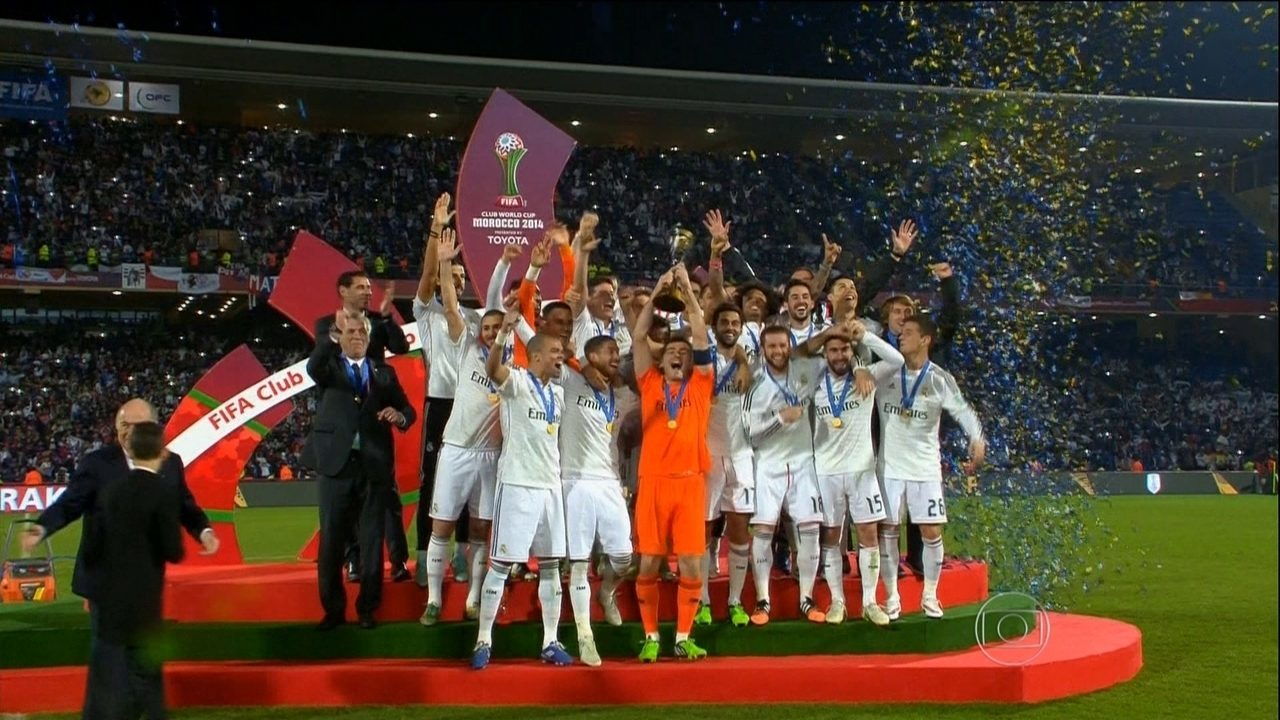 Real Madrid vence San Lorenzo e conquista o Mundial de Clubes de 2014