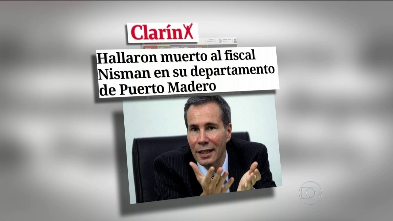 Morte de promotor choca a Argentina