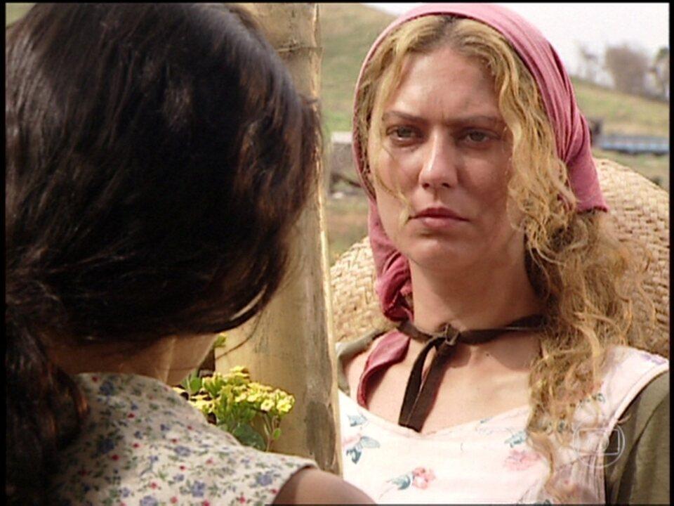 O Rei do Gado - Capítulo de quarta-feira, dia 11/03/2015, na íntegra - Luana confessa que sente falta de Bruno