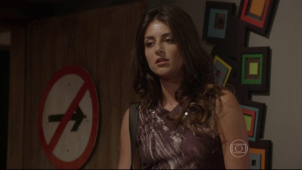 Malhação - capítulo de quinta-feira, dia 12/03/15, na íntegra - Jade tem um plano para ajudar Pedro a voltar com Karina