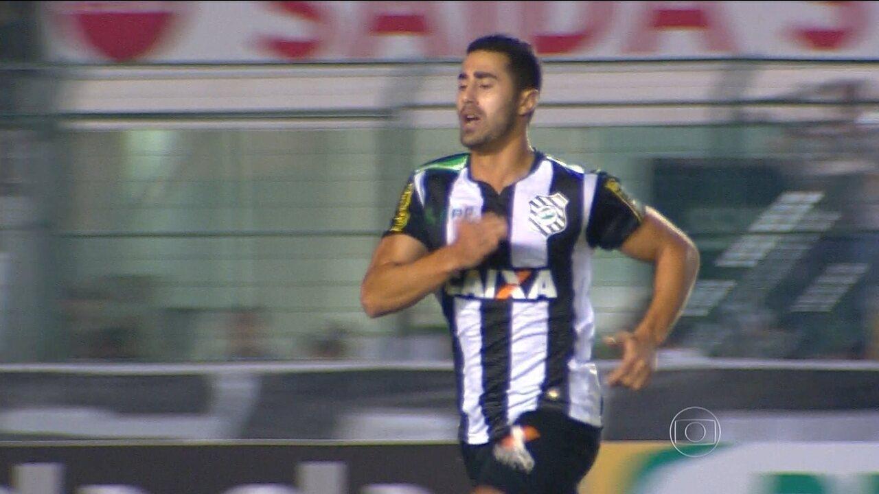 Gol do Figueirense! Marquinhos Pedroso faz o segundo contra o Avaí