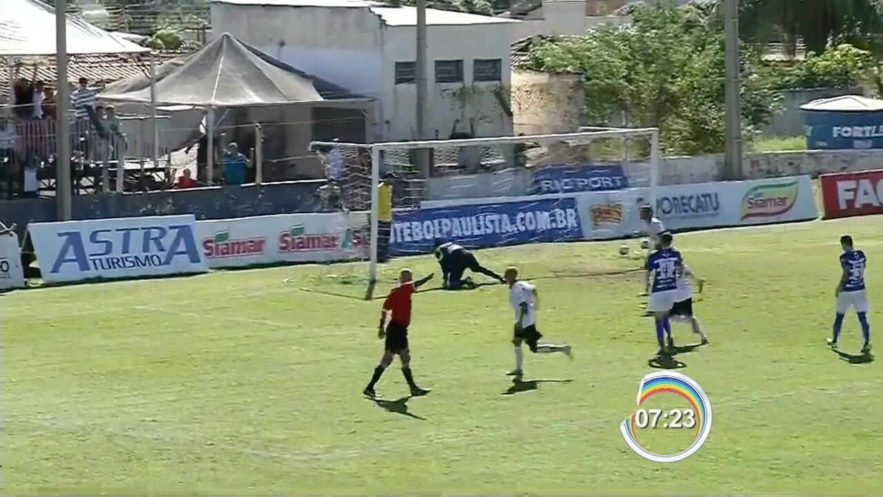 Taubaté perde para o Votuporanguense no primeiro jogo da final da série A3