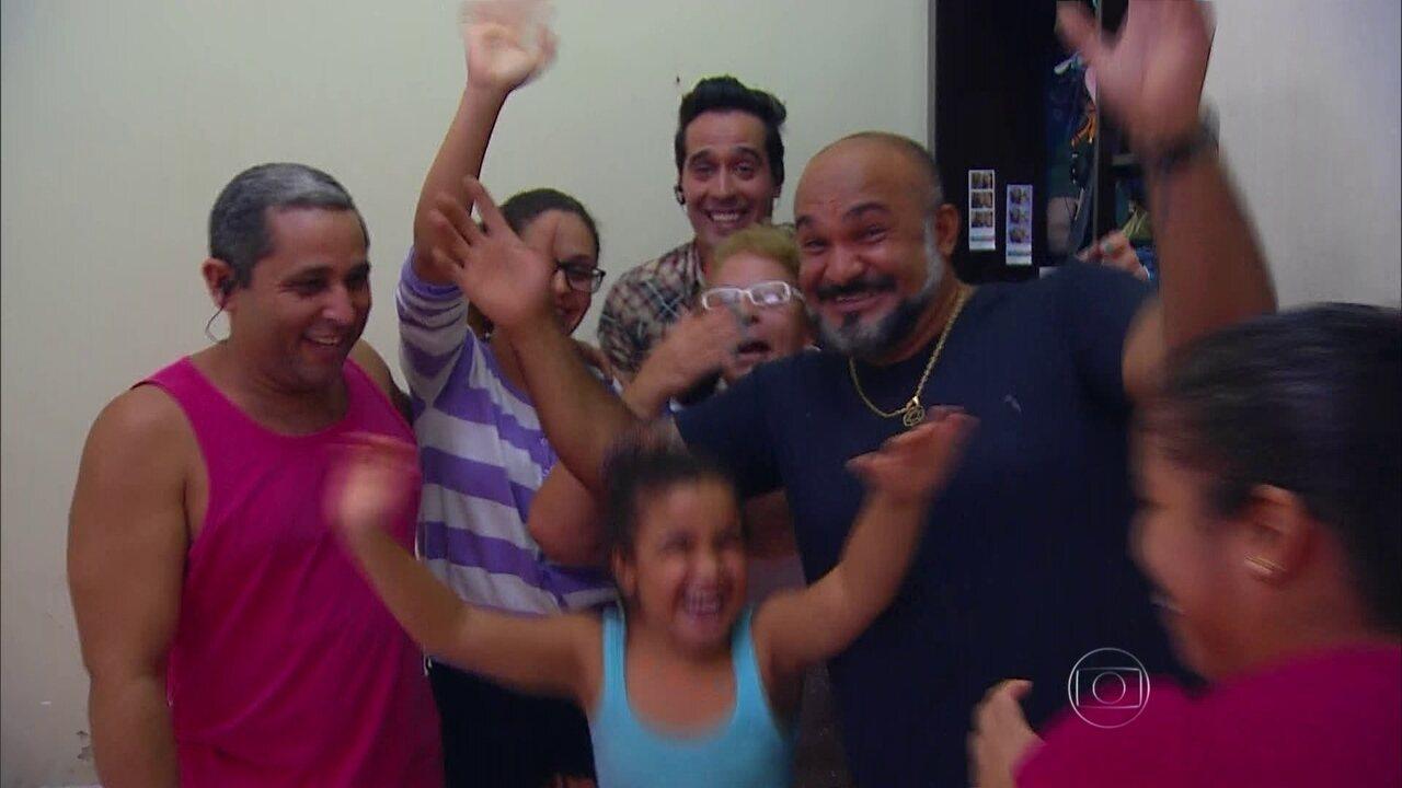Caldeirão em Domicilio: moradoras de Irajá, Rio de Janeiro