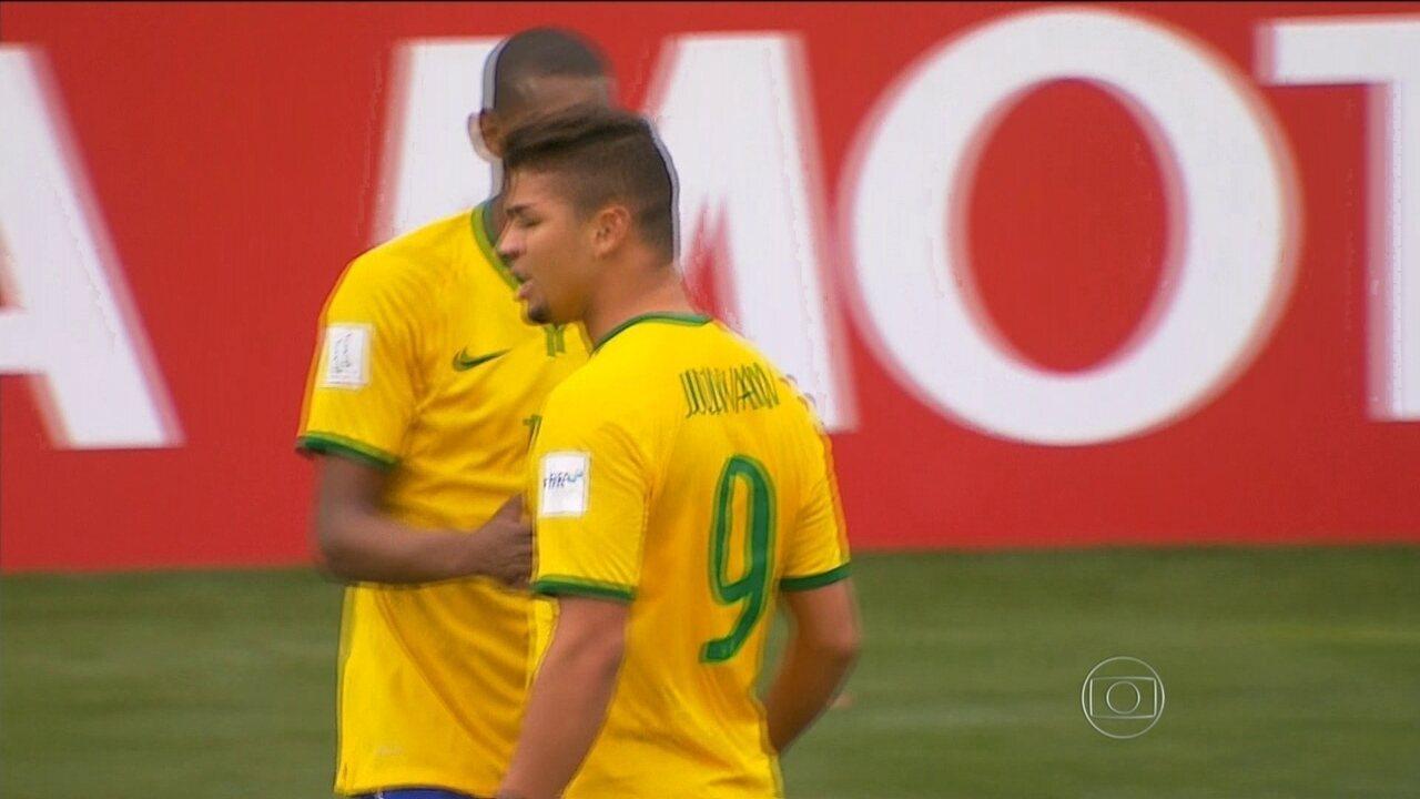 Brasil vence Nigéria pelo Mundial sub-20