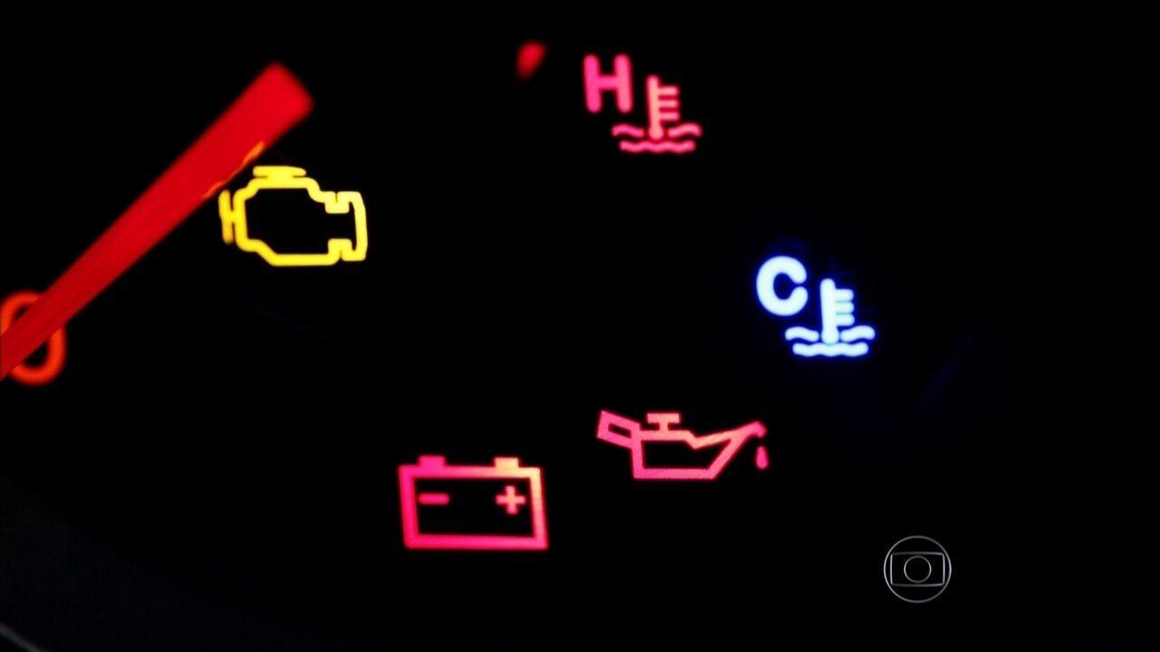 bd763d4da AutoEsporte | Saiba o que fazer quando a luz do óleo acende | Globoplay