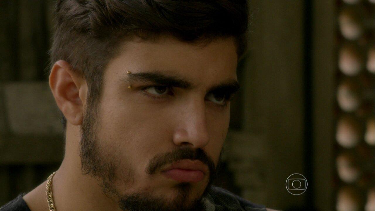 I Love Paraisópolis - capítulo de sábado, dia 18/07/2015 - Grego vai atrás de Soraya