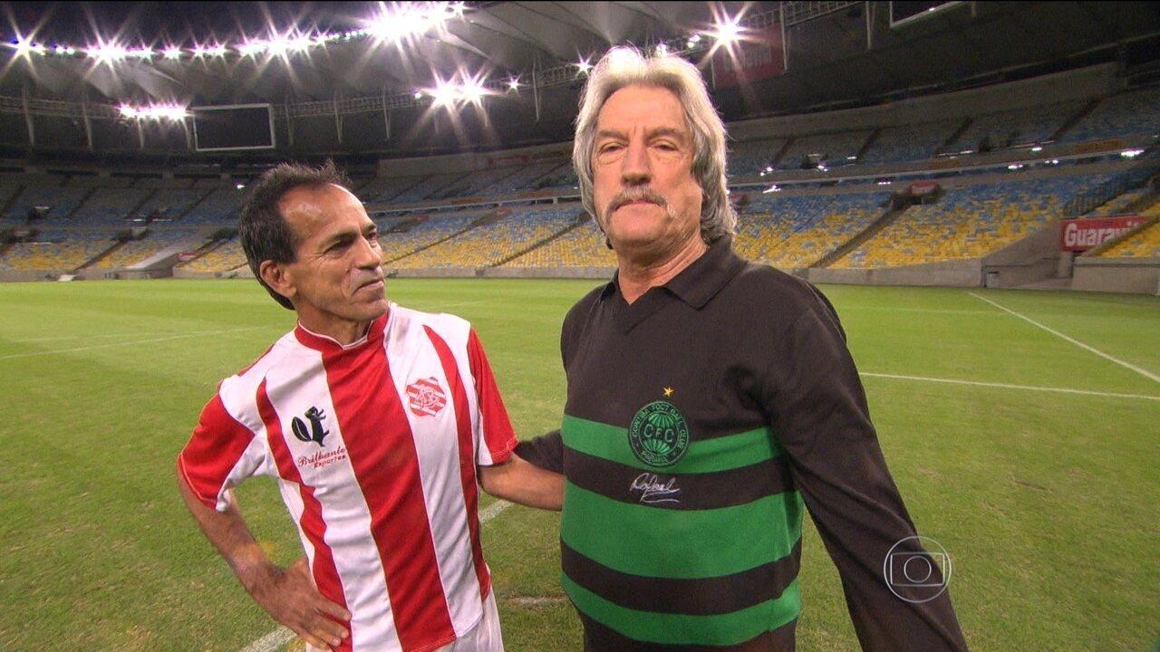 Recorde o vice-campeonato brasileiro do Bangu em 85