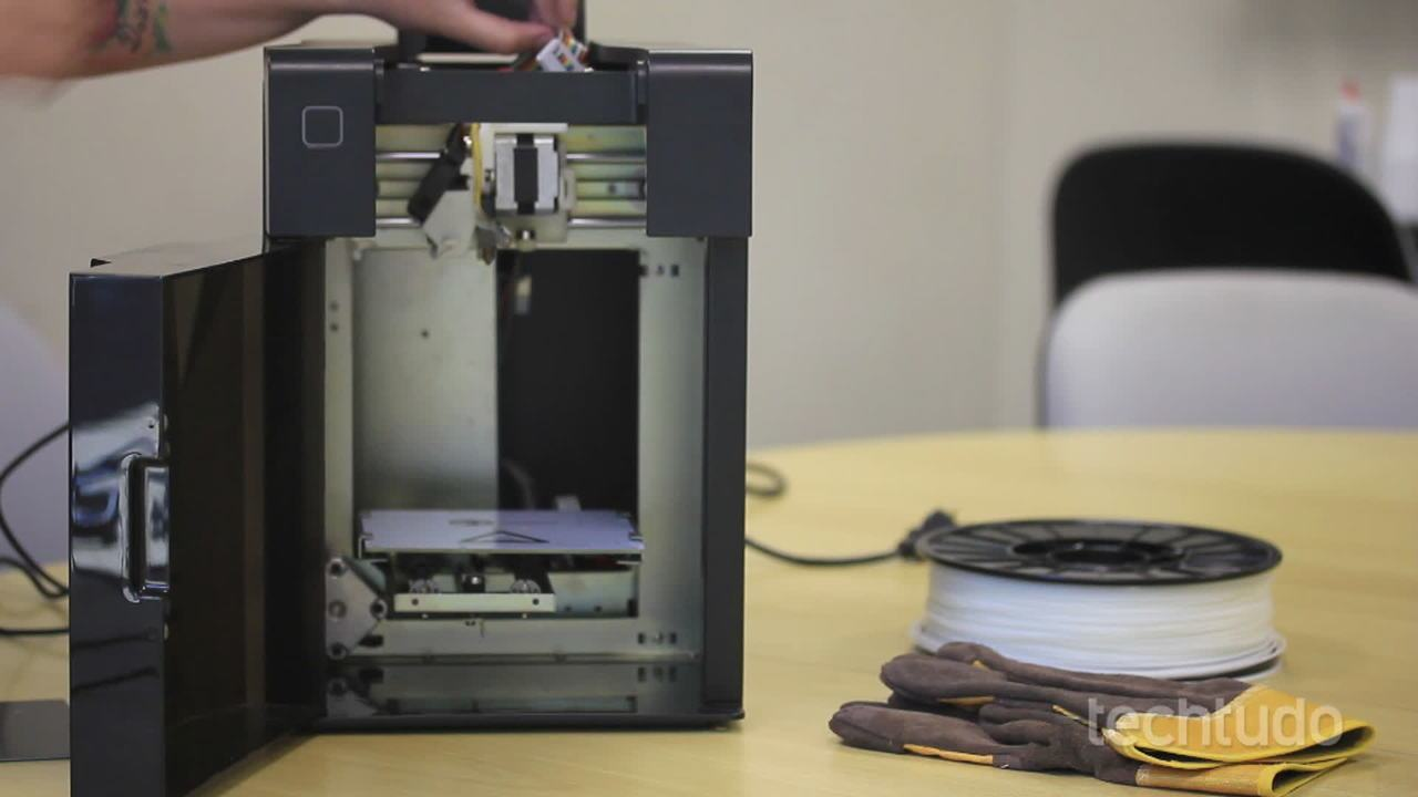 Veja como funciona uma impressora 3D