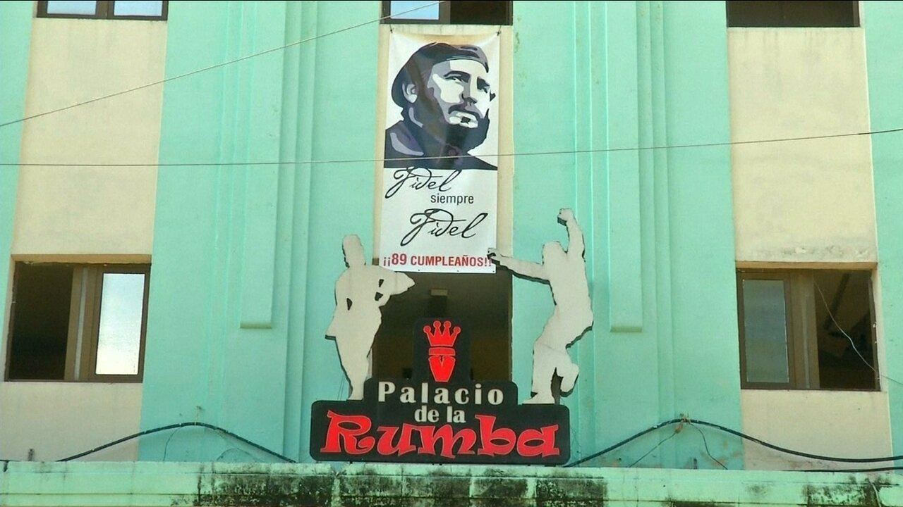 Fidel Castro cobra indenizações dos EUA por causa de embargo imposto a Cuba