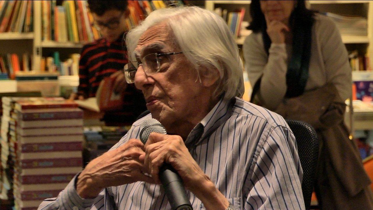 Ferreira Gullar relembra origens na obra