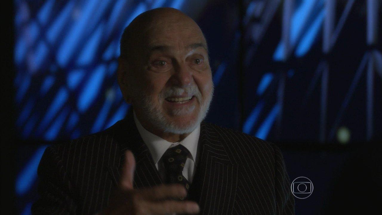I Love Paraisópolis - capítulo de quarta-feira, dia 21/10/15, na íntegra - Dom Peppino demite Benjamin