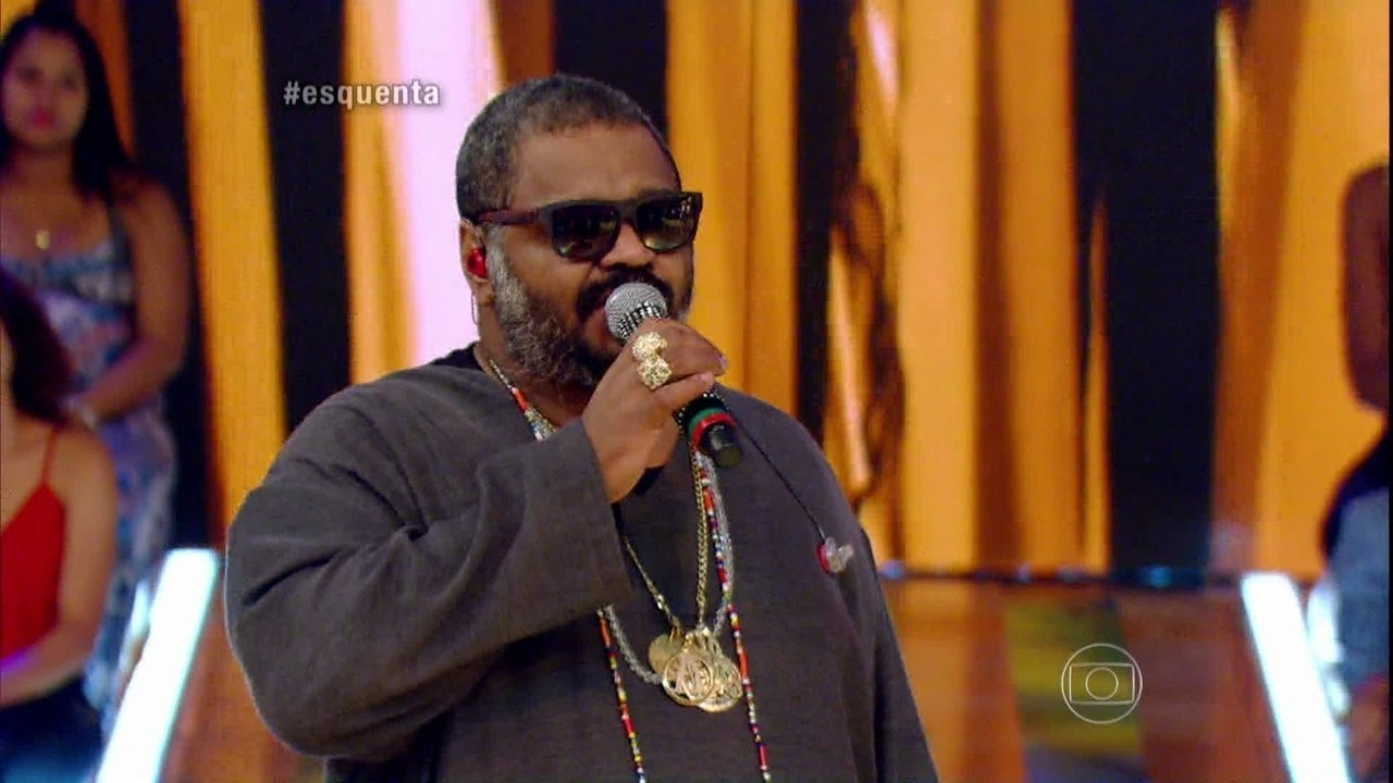 Arlindo Cruz canta 'O Bem' no Esquenta!
