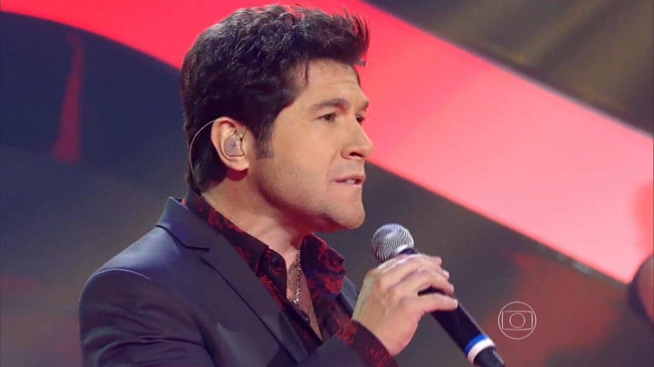 """Daniel canta sucesso """"Evidências"""" no 'The Voice Brasil'"""