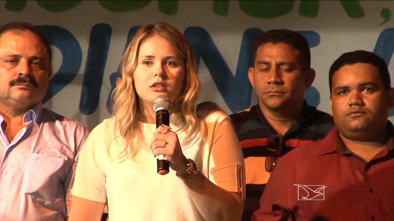 MPF denuncia ex-prefeita de Bom Jardim, MA, Lidiane Leite